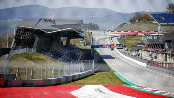 Formula 1 Austria Red Bull Ring