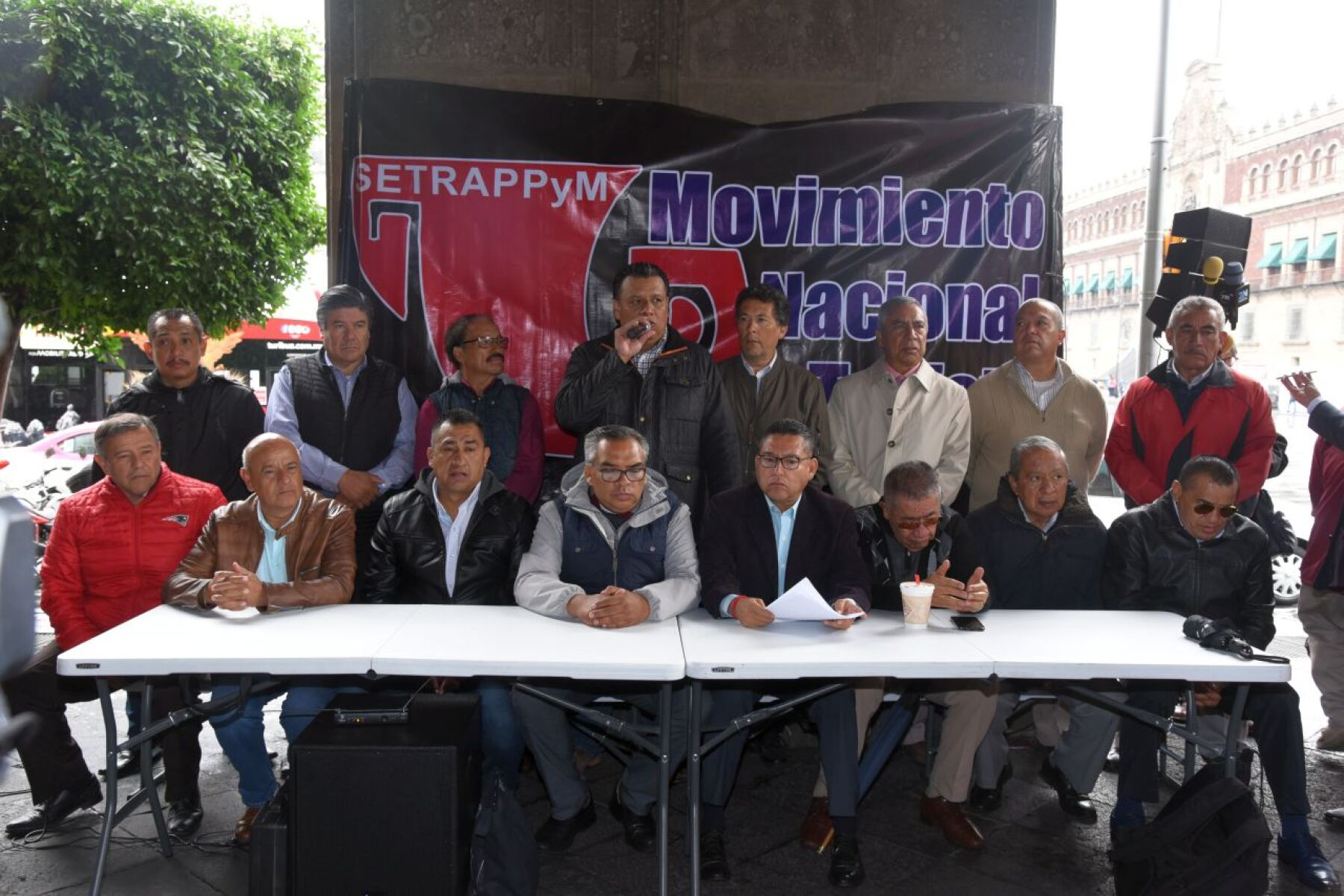 movimiento nacional taxistas