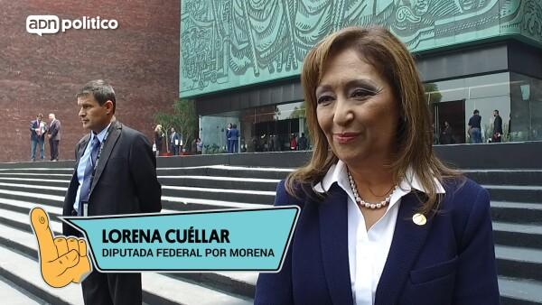 #YoLegislador Lorena Cuéllar