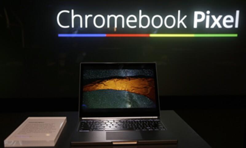 La Pixel fue construida por Google sin socio alguno. (Foto: AP)