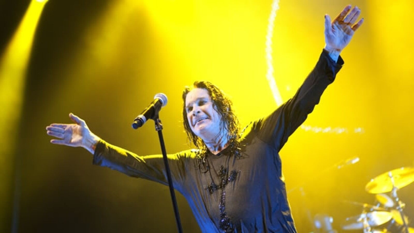 Ozzy Osbourne Londres 2012