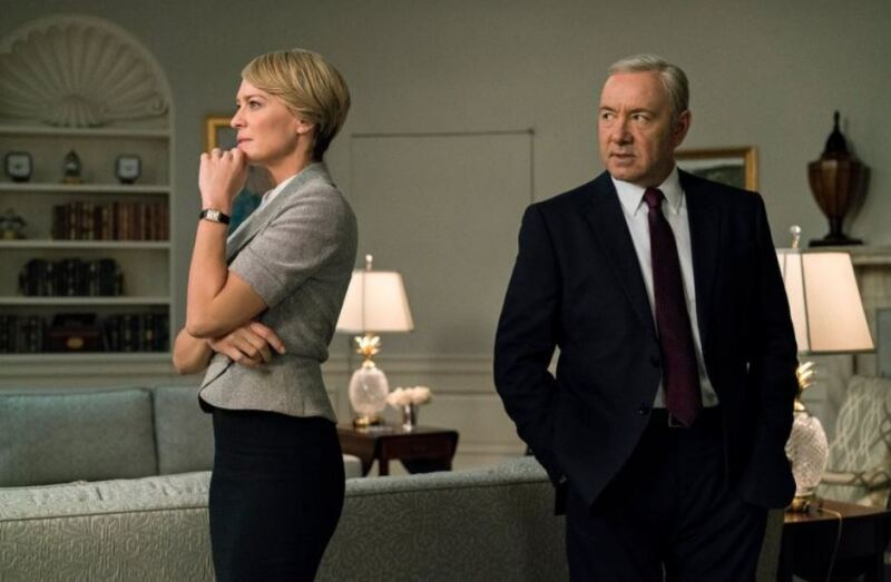 La serie House of Cards es protagonizada por el actor Kevin Spacey. (Foto: tomada de Facebook/HouseofCards )