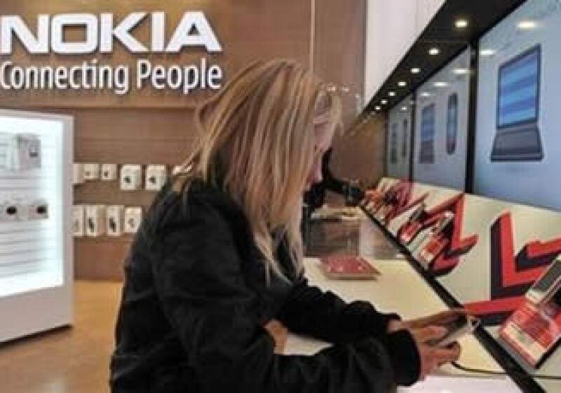 Las acciones de Nokia se han desplomado casi 20% en menos de una semana. (Foto: Reuters)