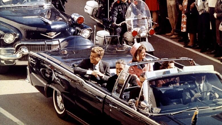 Asesinato JFK Kennedy