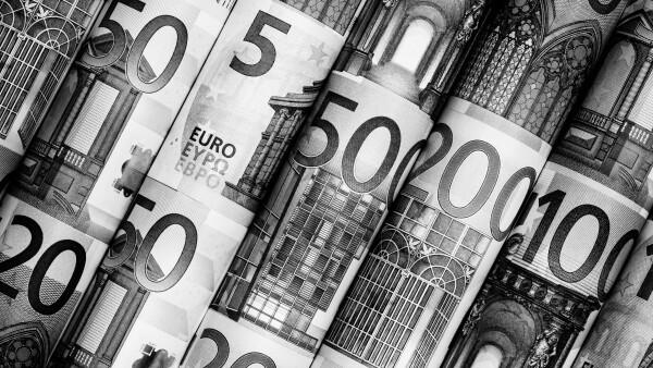 euro eurozona dinero
