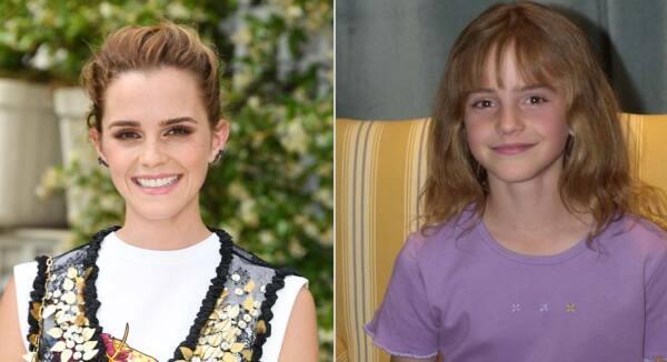 Emma Watson 18 años después de su debut en Harry Potter