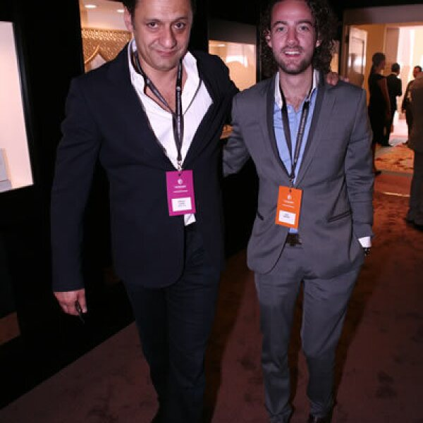 Enrique Torres,Alex Berger