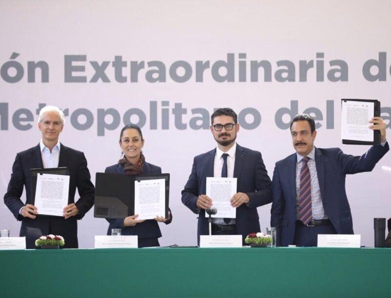 Ley de Desarrollo Metropolitano del Valle de México