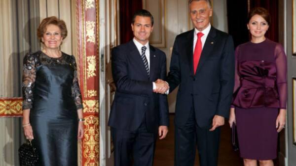 Portugal y M�xico