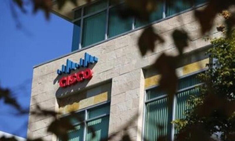 Cisco ha perdido participación en el mercado de redes de seguridad, ante competidores como Juniper. (Foto: Reuters)