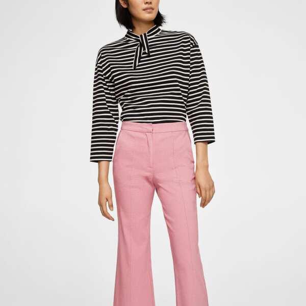 pantalon recto lino 899