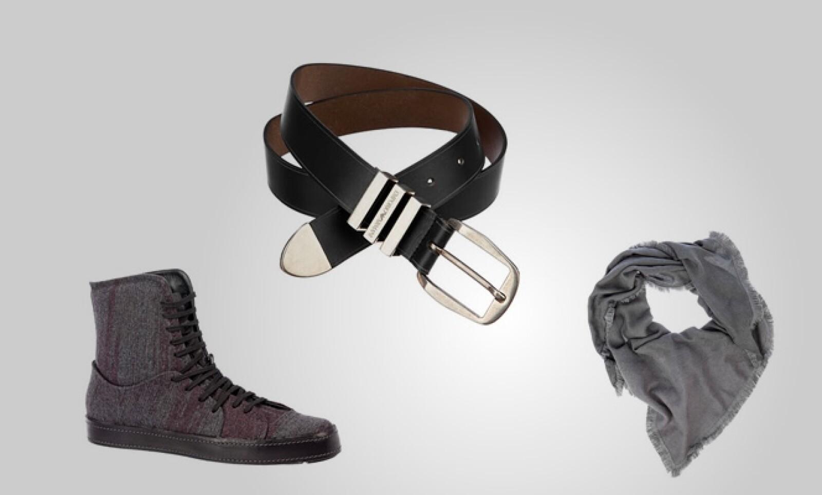 Emporio Armani (EA) presentó su nueva colección para la temporada de otoño-invierno de este 2011.