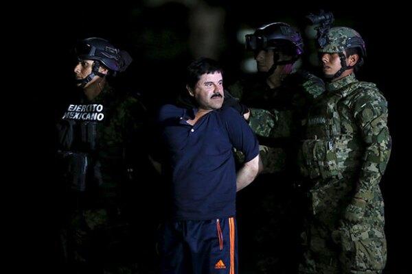 El narcotraficante fue capturado el 8 de enero en Sinaloa.