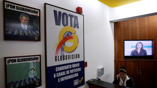 Raúl Gorrín Globovisión