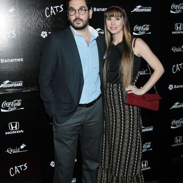Pedro Ortiz de Pinedo y Andrea Torre.