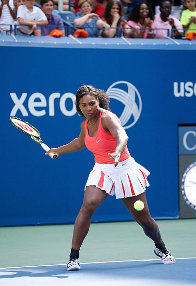 Serena ha perdido ante la tenista Roberta Vinci.