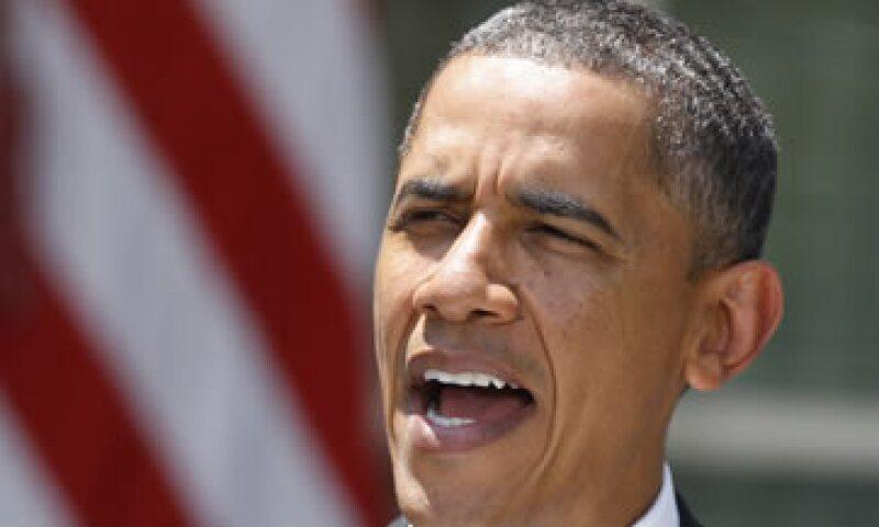 El cumpleaños del presidente Obama es el 4 de agosto, pero ese día habrá otro festejo con su familia, al que estarán invitados los ganadores de una rifa que se realizará en breve. (Foto: AP)