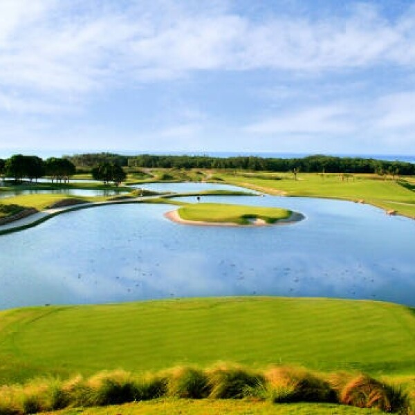 golf complejo turístico
