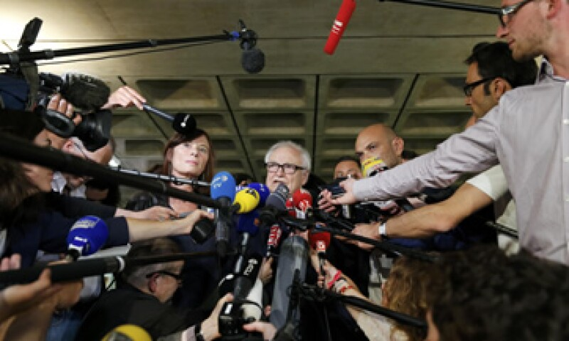 La acusación en Francia exponía a Strauss-Kahn a una sentencia de 10 años de cárcel. (Foto: Reuters )