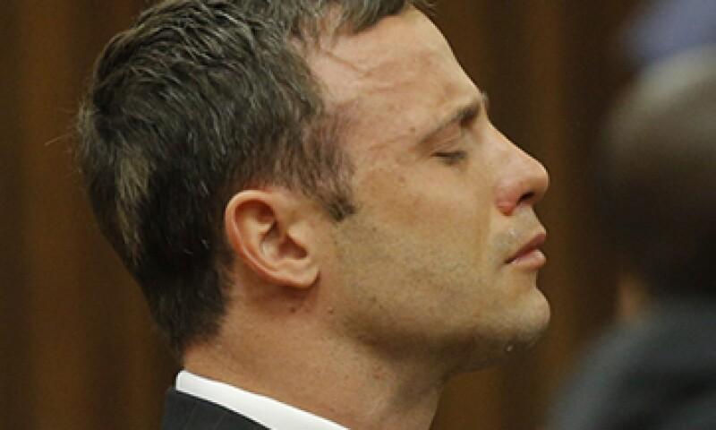 Oscar Pistorius fue absuelto de los cargos por homicidio.  (Foto: AFP)