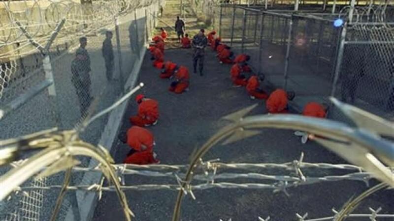 Guantánamo prisión EU