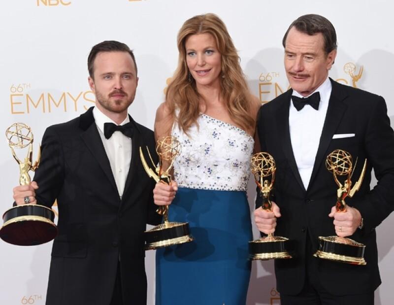 Unos Emmys más han terminado y como siempre, nos dieron sorpresas, glamour y mucha televisión. Este es el top 5 de sus mejores momentos.