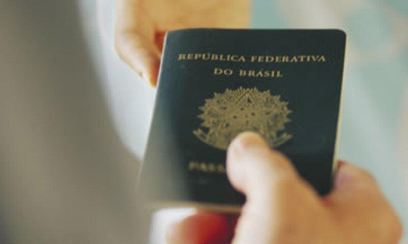 En 2011, el número de visitantes brasileños a México aumentó 66.8%.  (Foto: Getty Images)