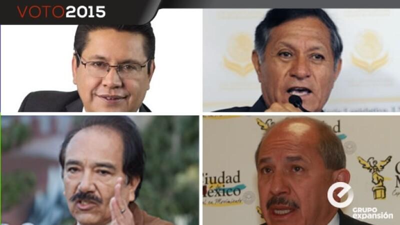 candidatos, iztapalapa, 2015