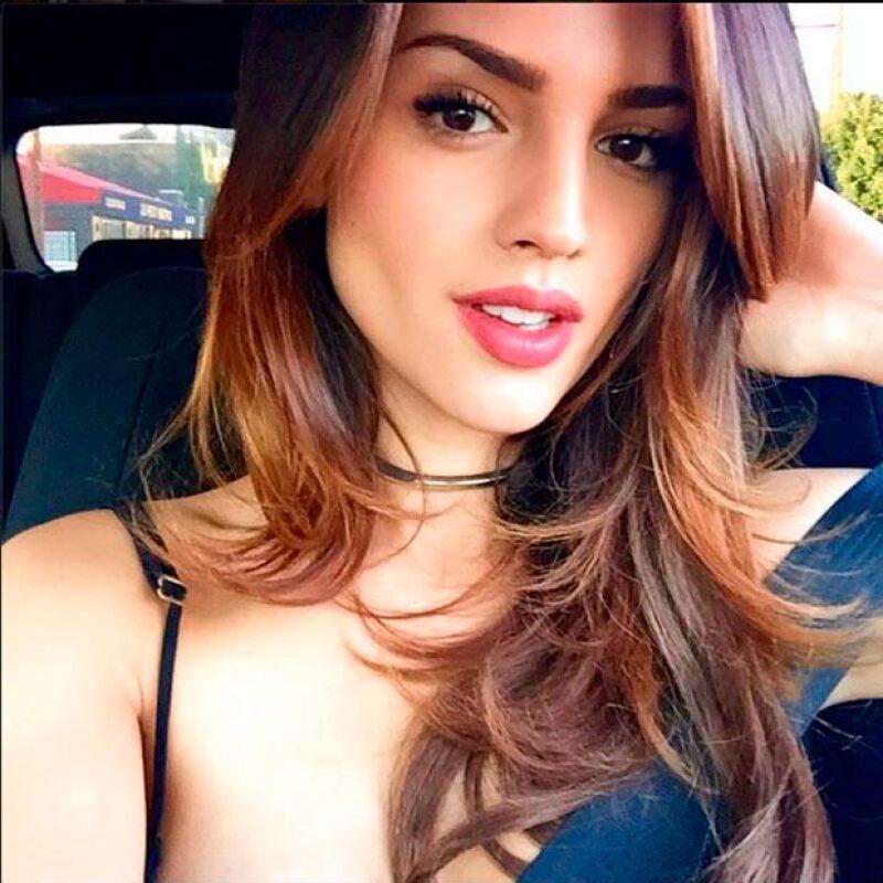 La actriz mexicana publicó en Twitter su emoción por sus próximo proyectos e hizo una mención especial a sus detractores.