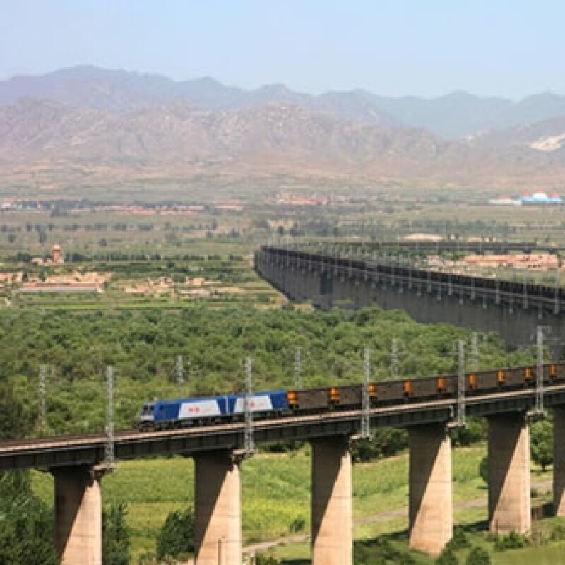 LOG-Datong-Qinhuangdao Railway