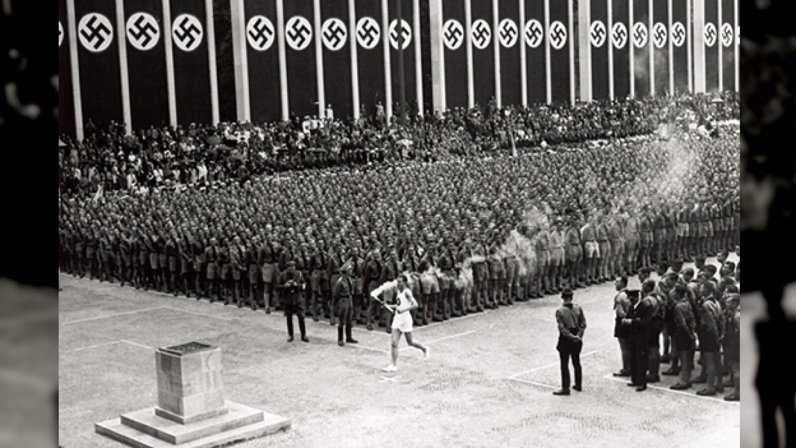 juegos, berlín, olímpicos, nazi