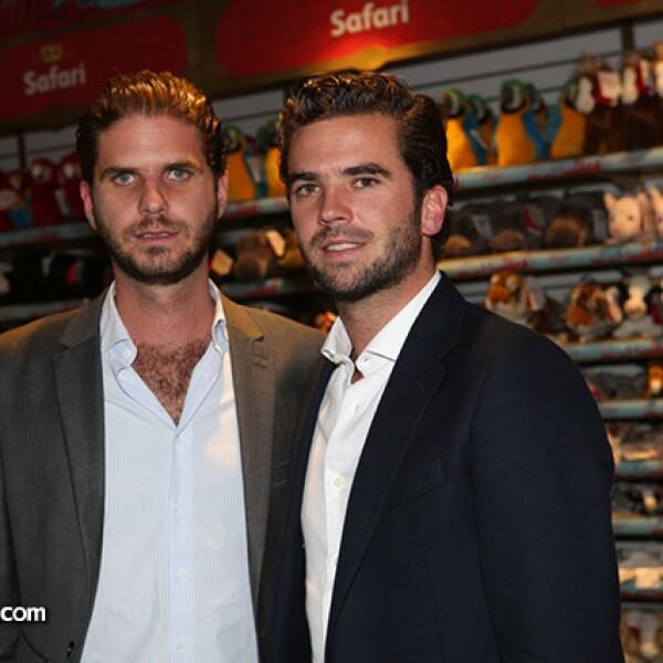 Javier y Juan José Sordo