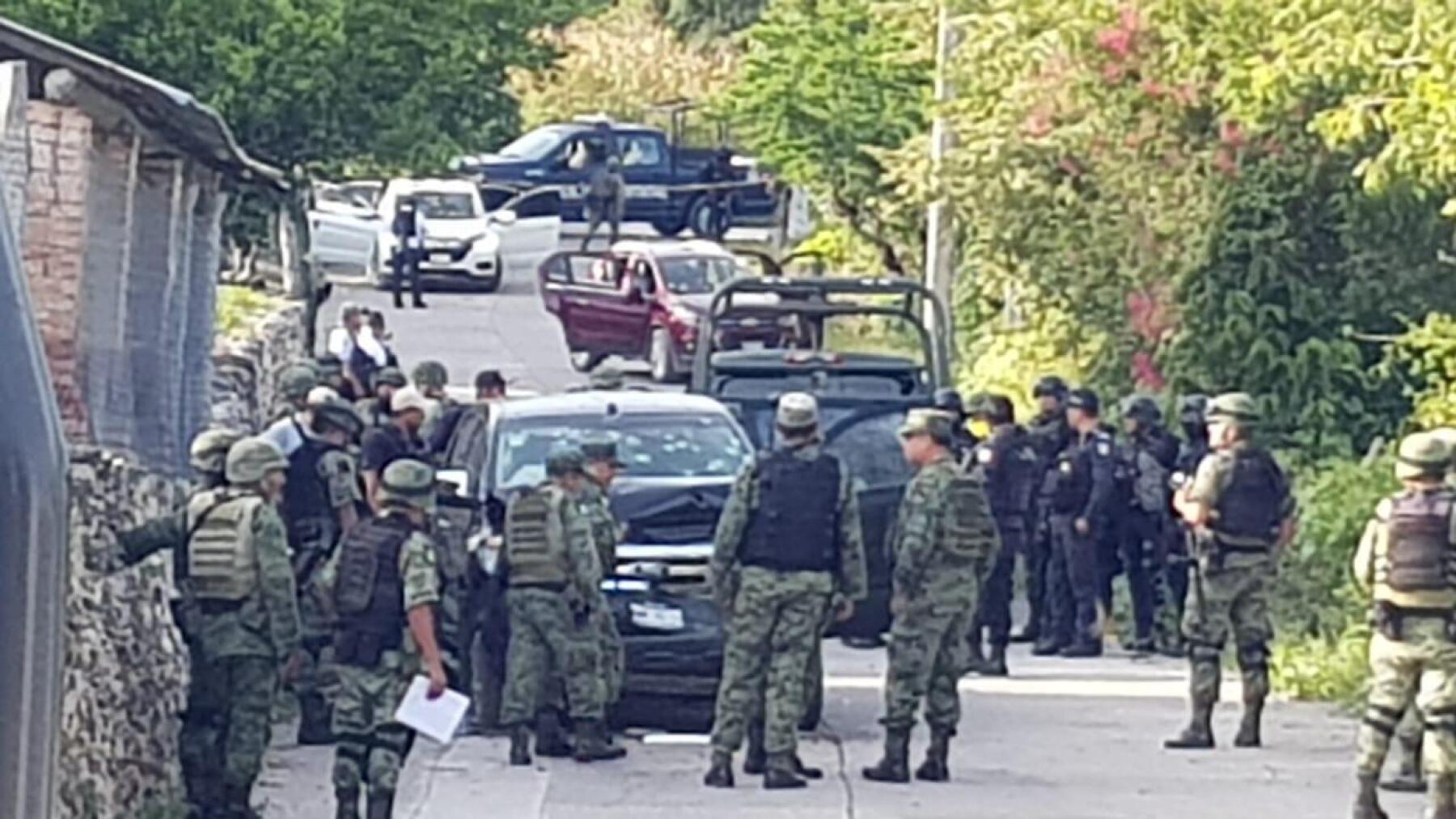 15 muertos en Topochica