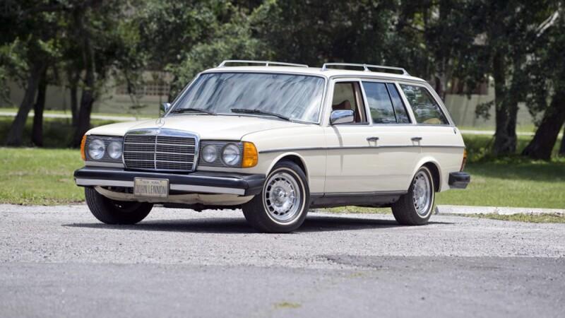 Mercedes-E-300-1979