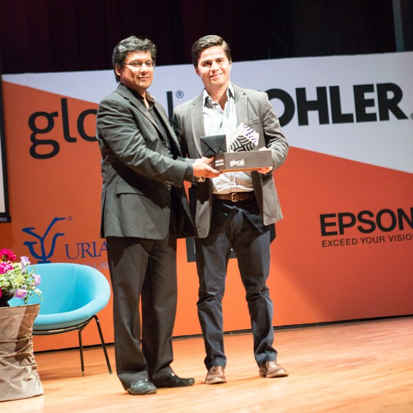Entrega del Premio Noldi Schreck