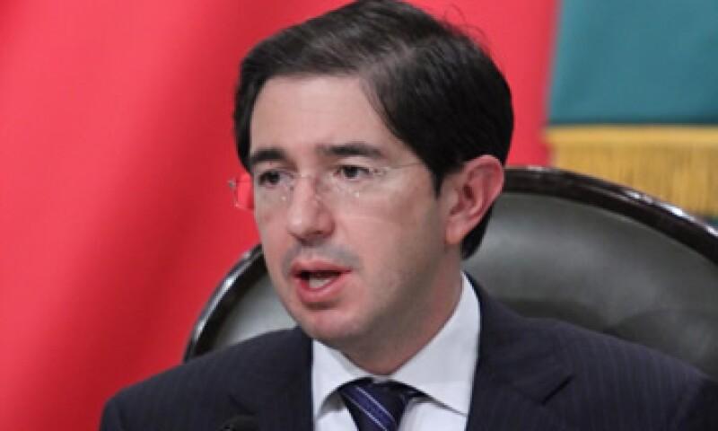 El titular de la SCT, Pérez Jácome, no asistió a la reunión por las investigaciones sobre la muerte de Blake Mora. (Foto: Notimex)
