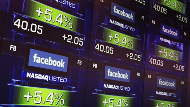 acciones facebook nasdaq