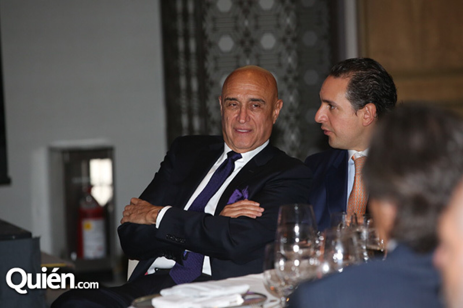 Pedro Torres y Pablo Carranza