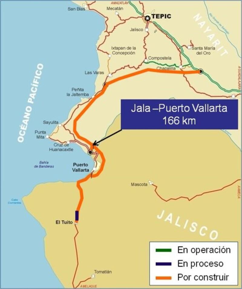 Jala-Compostela-Las Varas