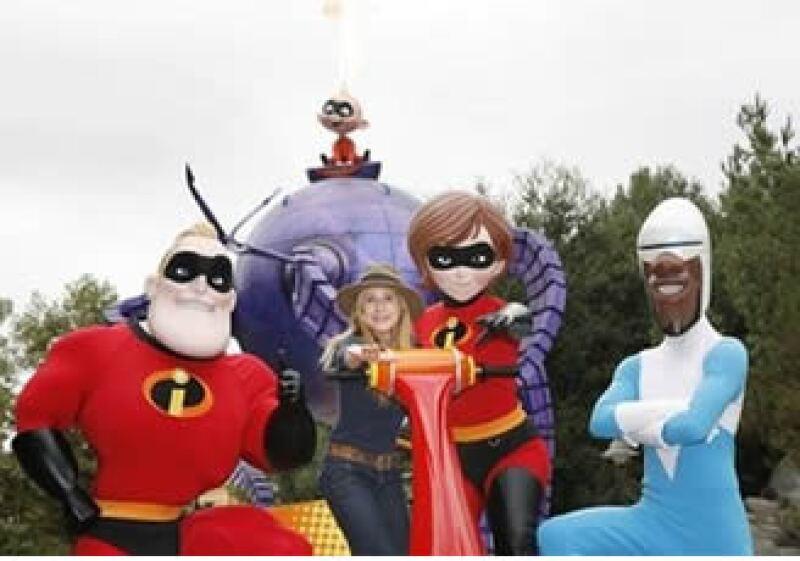 El nuevo parque temático de Disney tendrá un costo aproximado de 3,600 millones de dólares. (Foto: AP)
