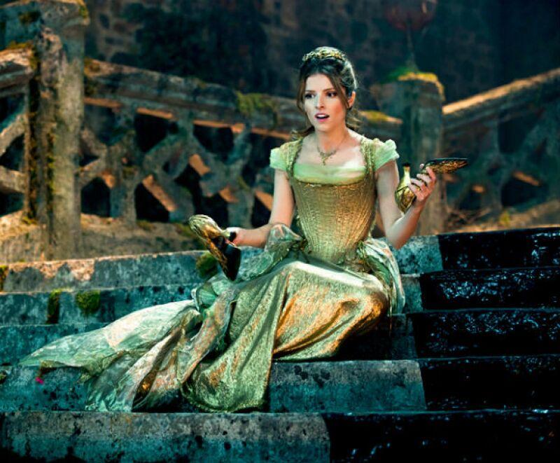 Anna Kendrick canta por el amor a su príncipe en Into The Woods.