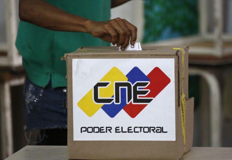 venezuela voto