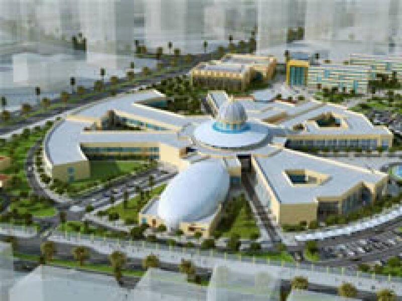 Una sede de la reconocida Universidad de La Sorbona fue abierta en los Emiratos Árabes. (Foto: Cortesía Embajada de Francia)