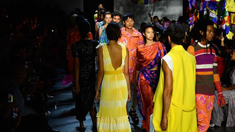 Prabal Gurung - Runway - September 2018 - New York Fashion Week: The Shows