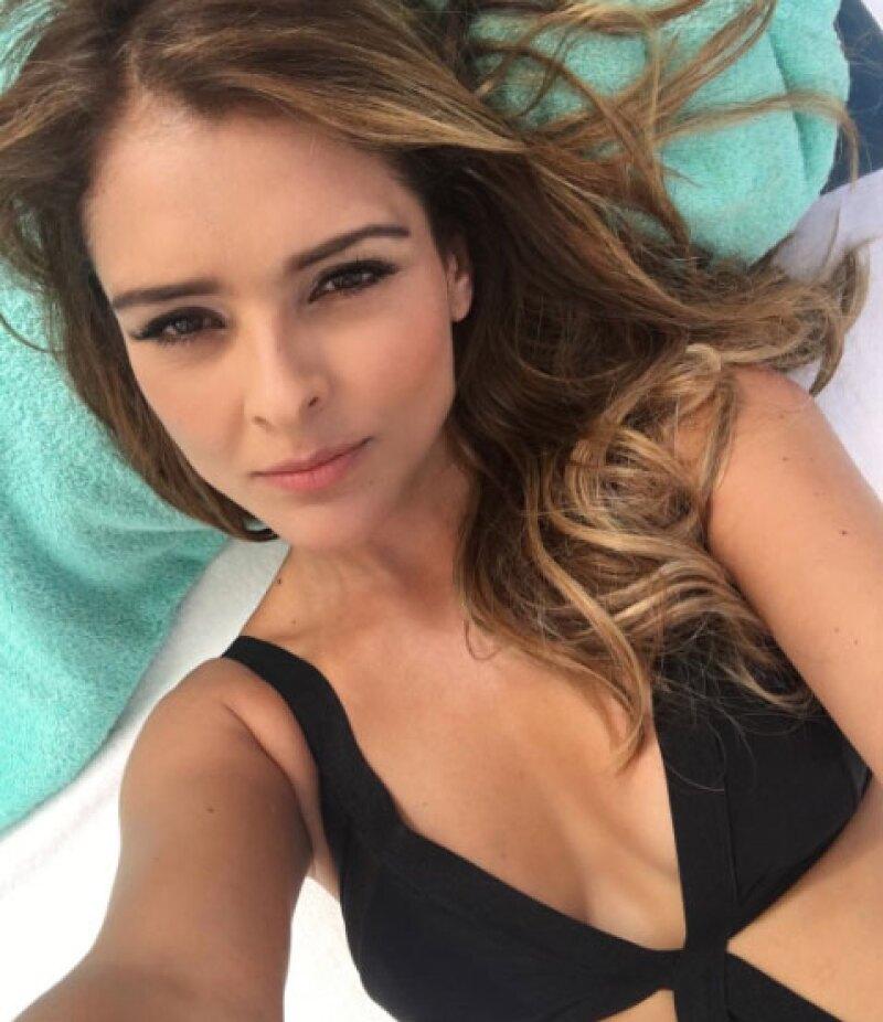 Aunque hace unos días deseó felicidad a su ex novio Horacio Pancheri, ahora la actriz hace fuertes declaraciones sobre lo que tuvieron.