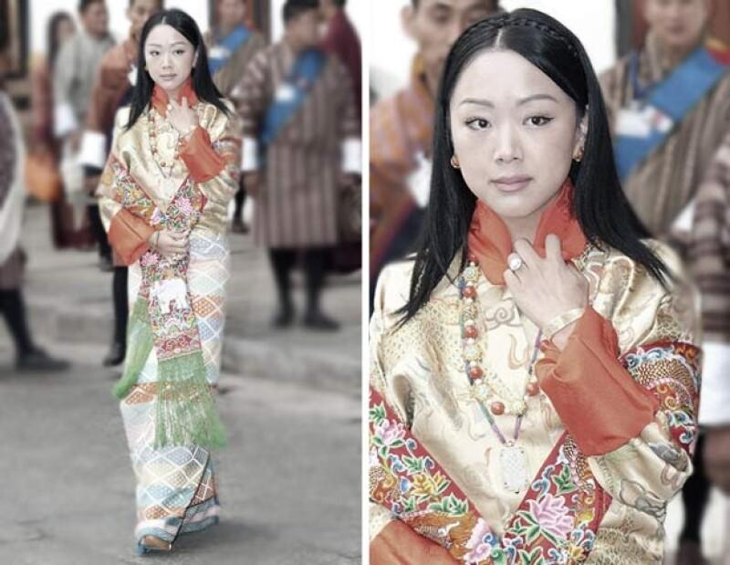 Princesa Sonam de Bután