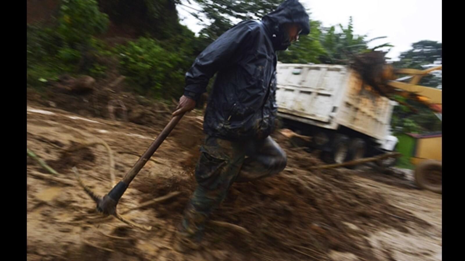 Xalapa inundaciones Barry