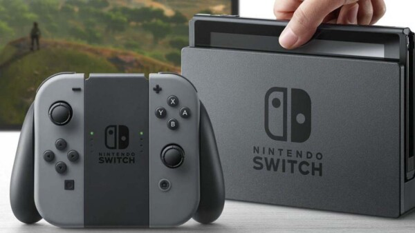 Switch hace brillar a Nintendo