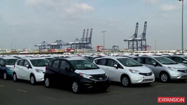 Los autos hecho en México más vendidos en EU