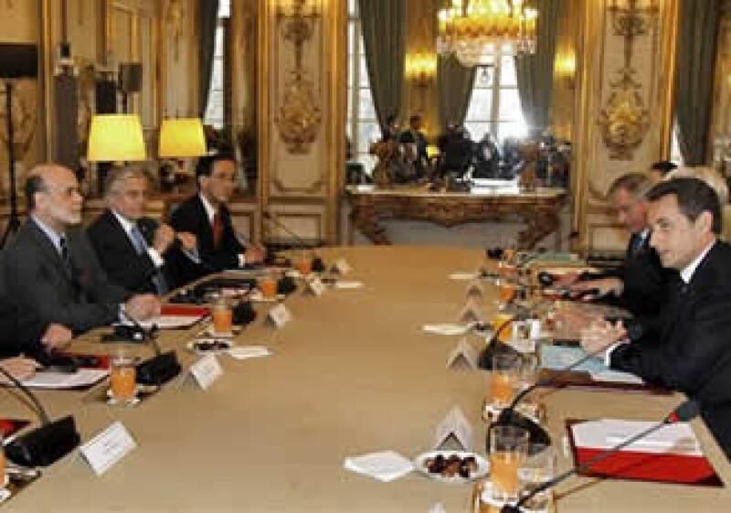 Expertos dudan que los líderes de Finanzas logren un acuerdo este sábado. (Foto: AP)